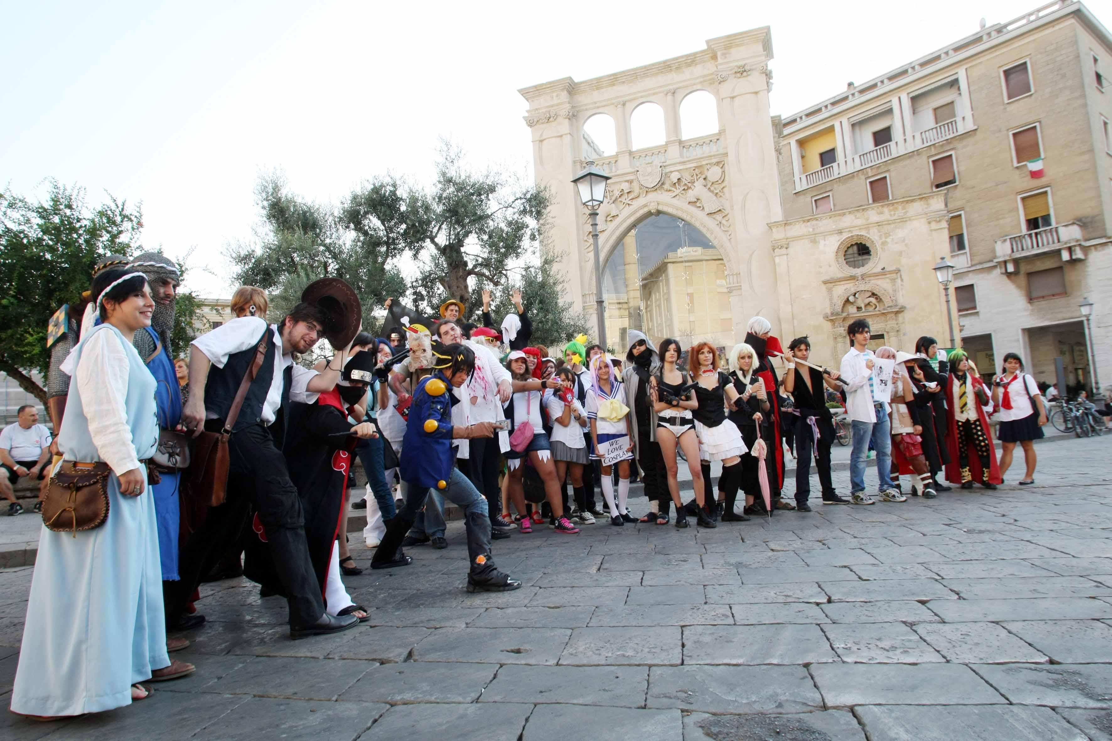 Settembre 2011 manvel cosplay - Siamo troppo diversi ...