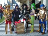 saint seiya romics cavalieri cosplay