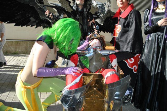 tisifone pegasus cosplay
