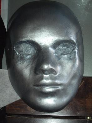 cosplay maschera Tisifone