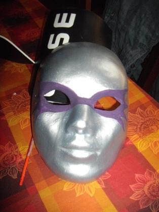 cosplay maschera Mask Shaina Tisifone