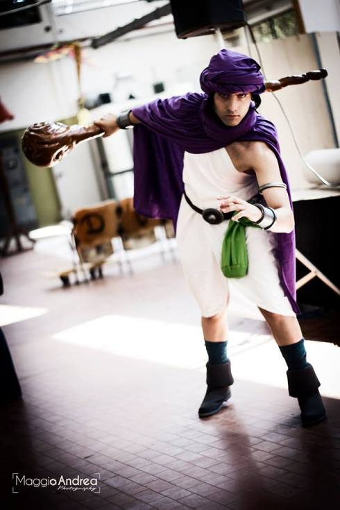 Hero Dragon Quest Cosplay
