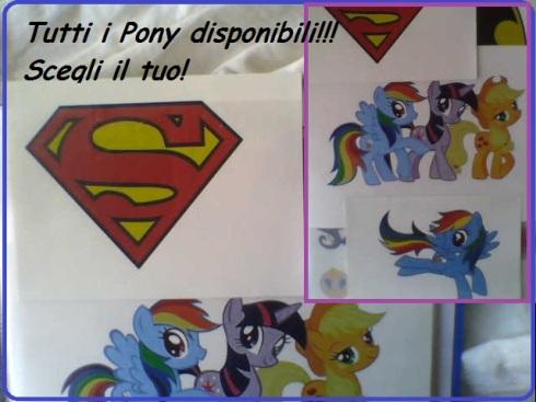 transfer pony