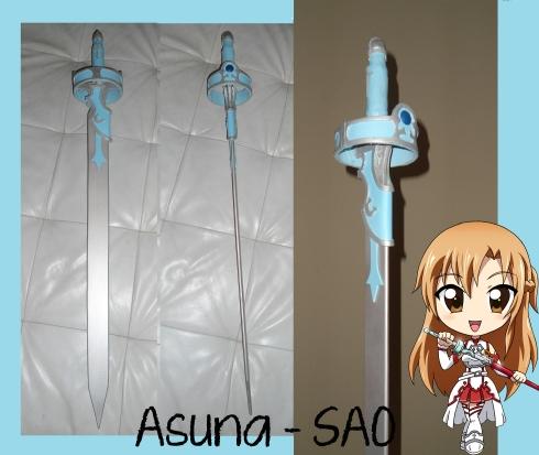 Asuna sword 2