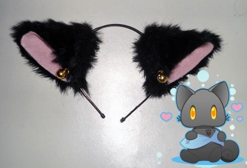 orecchie neko