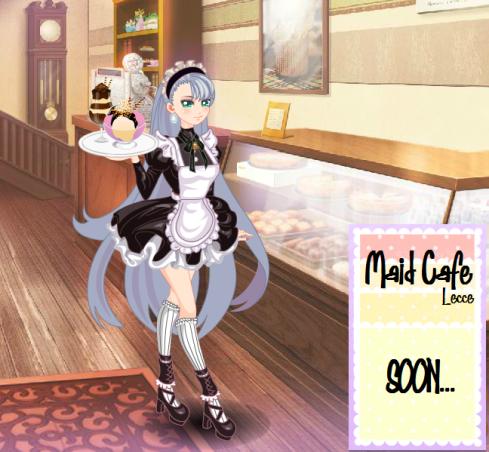 Maid Cafè Lecce Soon