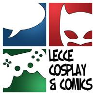 lecce cosplay & Comics logo 2015