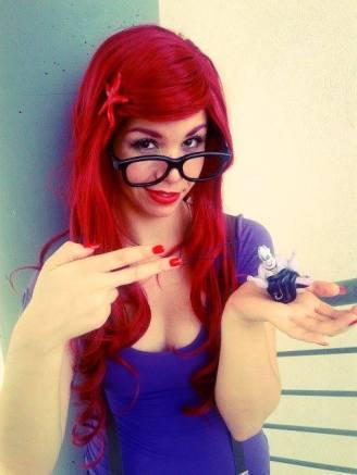 Ariel hipster