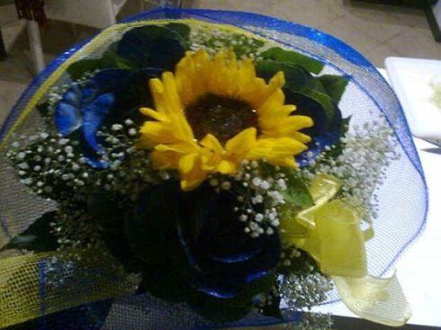 fiori gold